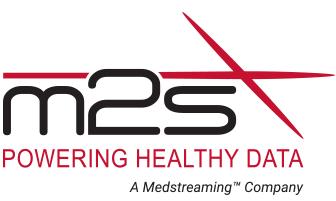 M2S: Powering Healthy Data